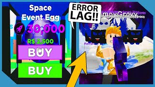 Download Roblox Lag Ruined the Magnet Simulator Space Event Video