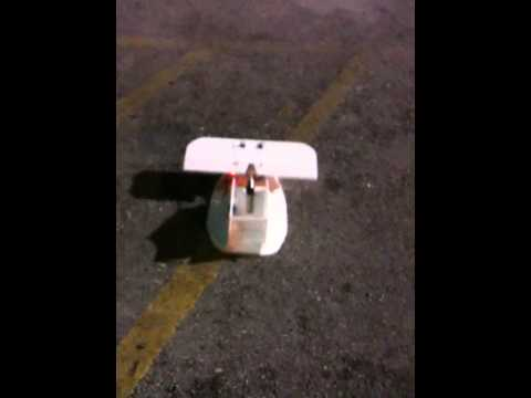 Home made RC Flying Hovercraft