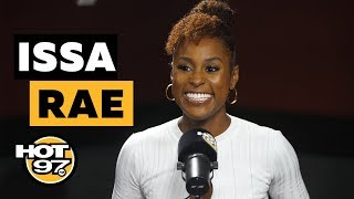 Issa Rae On #LawrenceHive Backlash, Why Her Mom Stopped Watching