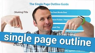 Get Your Movie Script Read The Single Page Outline