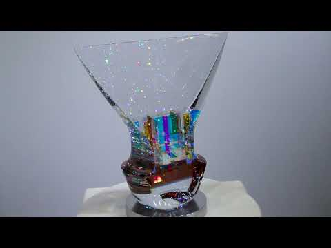Siren - Glass Sculpture by Jack Storms