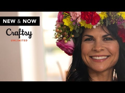 The Flower Kitchen, Fashion Attic, and Delicious Cake Rolls  | New & Now E6 May 11, 2018