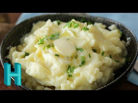 THREE Mashed Potatoes Recipes! Hilah Cooking