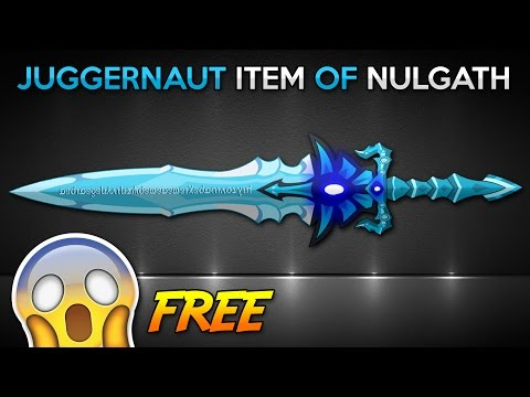 HOW TO GET A FREE JUGGERNAUT ITEM OF NULGATH (CLICKBAIT) AQW AdventureQuest Worlds