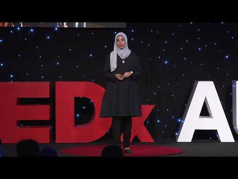 Finding Drama Therapy and Bringing it Home  | Fatma Al-Qadfan | TEDxAUK