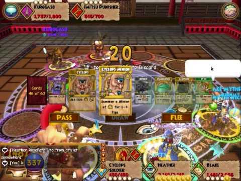 Wizard101-Myth minion quest(Minotaur)