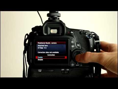 Canon 60D Tutorial 2   Shooting Menu 1