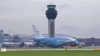 Final Operation Matterhorn Flight 9H-MIP A388 Coral Reef Livery 5M2643 Orlando To Manchester 7/10/19