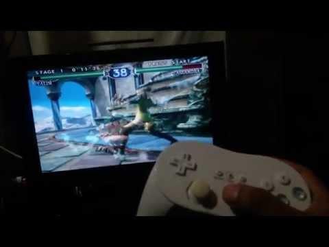 TUTORIAL: Gamecube no WII com Nintendont e Classic Controller Pro