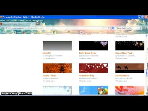 How To Change Theme In Mozilla Firefox