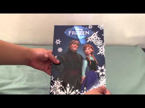 Frozen Stationery Kit