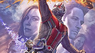 Ant-Man and the Wasp - Now in Production | official teaser (2018)