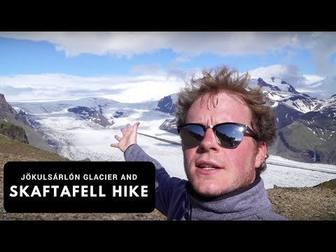 My Iceland #8: Jökulsárlón - Skaftafell