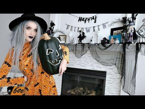 Halloween House Tour!!!