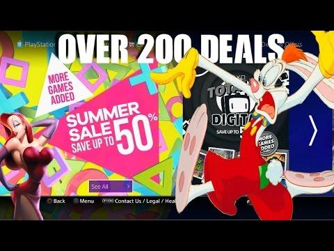 TOTALLY DIGITAL + SUMMER SALE = OVER 200 GAMES ON SALE EU