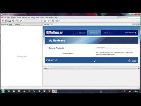 05 Add References to Jar Files Using NetBeans IDE and Generate Documentation