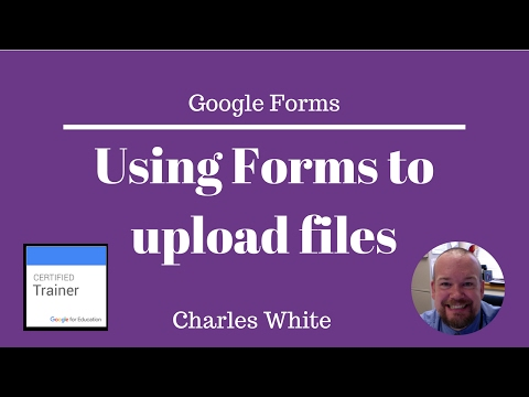 File Upload with Google Forms