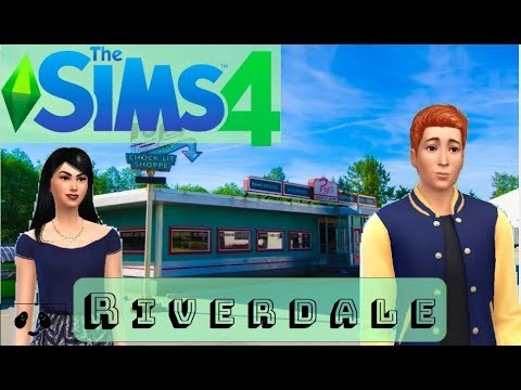 📝🔎 Riverdale 🔎📝 - In Sims4