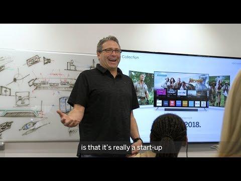 VIZIO CTO talks teamwork, innovation and the Smart TV experience   VIZIO Insider