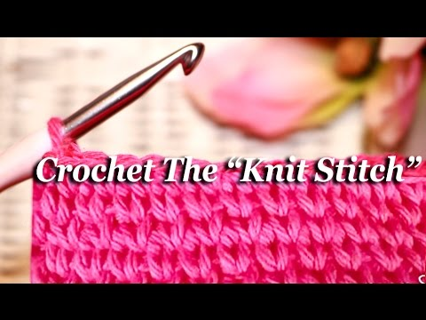 How To: CROCHET The