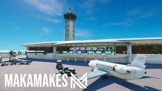 How to Build an AMAZING Fortnite Creative HUB! - Airport Hub