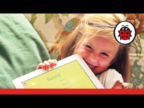 Ladybird | I'm Ready for Phonics App