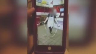 Disturbing Snapchat Video Shows Jimmy John's Workers Jumping Rope With Dough
