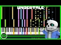 Impossible Remix Megalovania Undertale