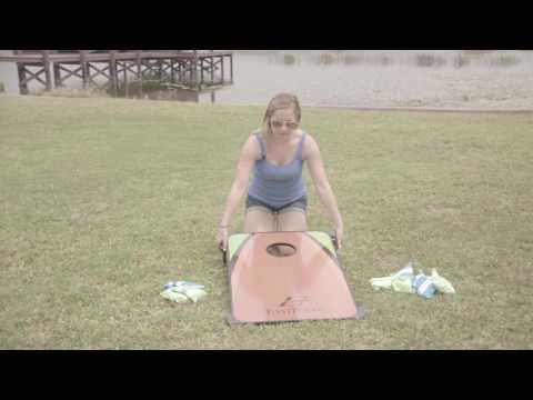 EastPoint® Sports Bean Bag Toss / Tic Tac Toss - Assembly Video