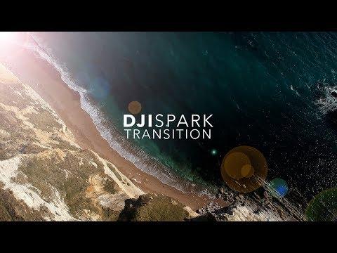 DJI SPARK / SWEET TRANSITION (ZOOM EFFECT)