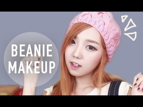 HowtoMakeup | BEANIE Makeup Tutorial [Quick & Easy]