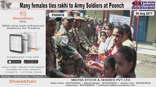 Jammu Kashmir News Round Up 06  Aug  2017