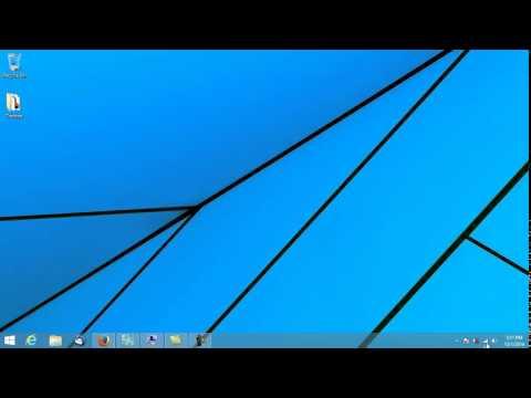 Windows Server 2012 R2 Setting Static IP Tutorial