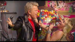 Miley Cyrus \u0026 Billy Idol - \