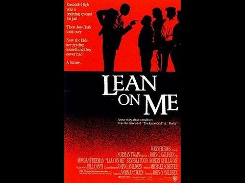 Lean on Me (1989) - Movie Review