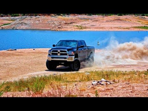 CUSTOM LIFTED 2017 DODGE RAM 2500 HD CREW CAB CUMMINS DIESEL 4X4 TRUCK AT LIFTED TRUCKS IN ARIZONA