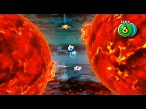 Super Mario Galaxy 2: The Magnificent Magma Sea