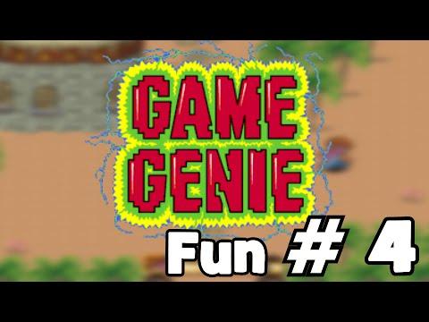 Game Genie Fun # 4