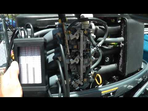 How to balance/synchronize outboard motor carburetors