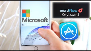 Word Flow Microsoft Keyboard For iPhone