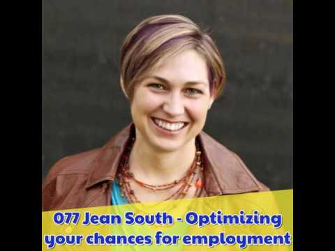 077 Jean South - Optimizing your chances for employment