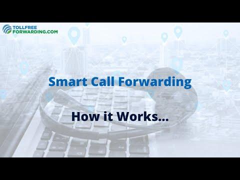 How Smart Call Forwarding Works | TollFreeForwarding.com