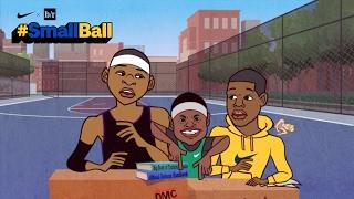 Small Ball Episode 2: The Secret Sauce