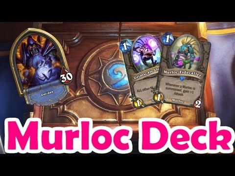 Murloc Deck | Hearthstone Build & Play