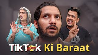 Tiktok Ki Baraat    Hyderabadi Entertainment