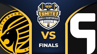 SMITE World Championship - Finals: Pittsburgh Knights vs Ghost Gaming