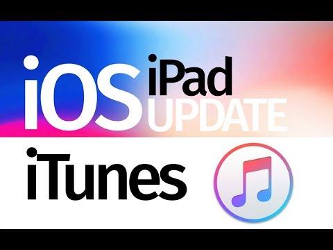 How to update iPad to the lastest iOS using iTunes - iPad mini iPad Air iPad Pro iPad 5