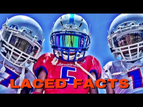 Top Training | #10U LACED FACTS Youth Football Experience | Ballers | 2017