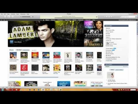 How To Make A Free iTunes Account 2012 [U.S.] (No Credit Card Needed!)