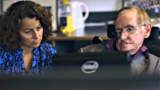 New INTEL device for Stephen Hawking for better communication